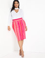 Neoprene Pencil Skirt That's Amore