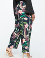 Studio Wide Leg Pajama Pant Birds of Paradise