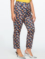 Kady Fit Printed Neoprene Pant Darling Dalliance