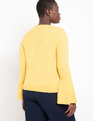 Flare Sleeve Sweater Marigold