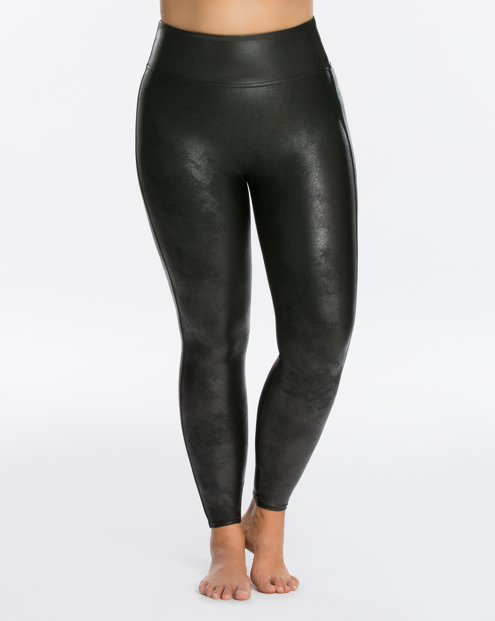 109d24d6d412e SPANX Shaping Faux Leather Leggings | Women's Plus Size ...