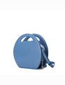 Modern Cut Out Handbag BLUE