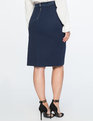 Premier Bi-Stretch Work Skirt Peacoat