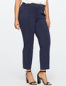 9-to-5 Stretch Pintuck Pant Maritime Blue