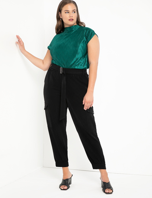 Relaxed Cargo Pant with Cuff