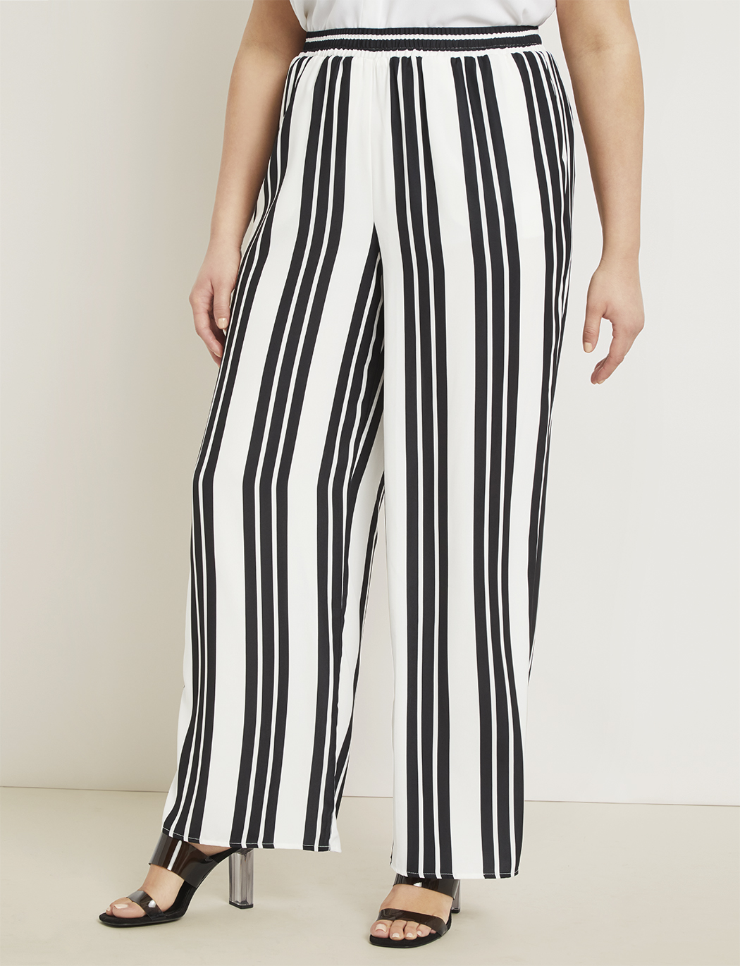 Stripe Soft Pant