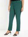 Regular Fit Kady Pant Trekking Green