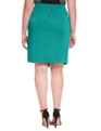 Wrap Skirt Emerald