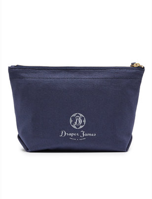 Draper James This n' That Canvas Pouch