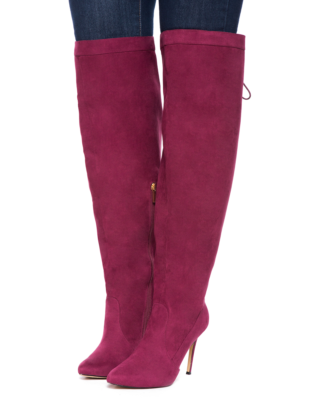 Luella Over-The-Knee Boot | ELOQUII