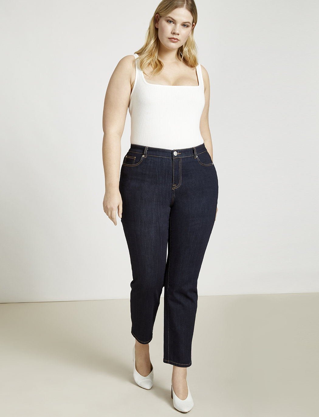 Essential Relaxed Ankle Jean