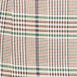 Brown Green Plaid
