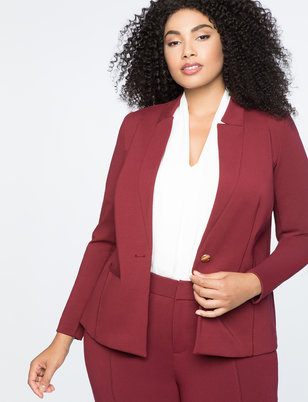 9-to-5 Stretch Work Blazer