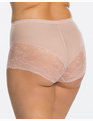 SPANX Lace Brief Vintage Rose