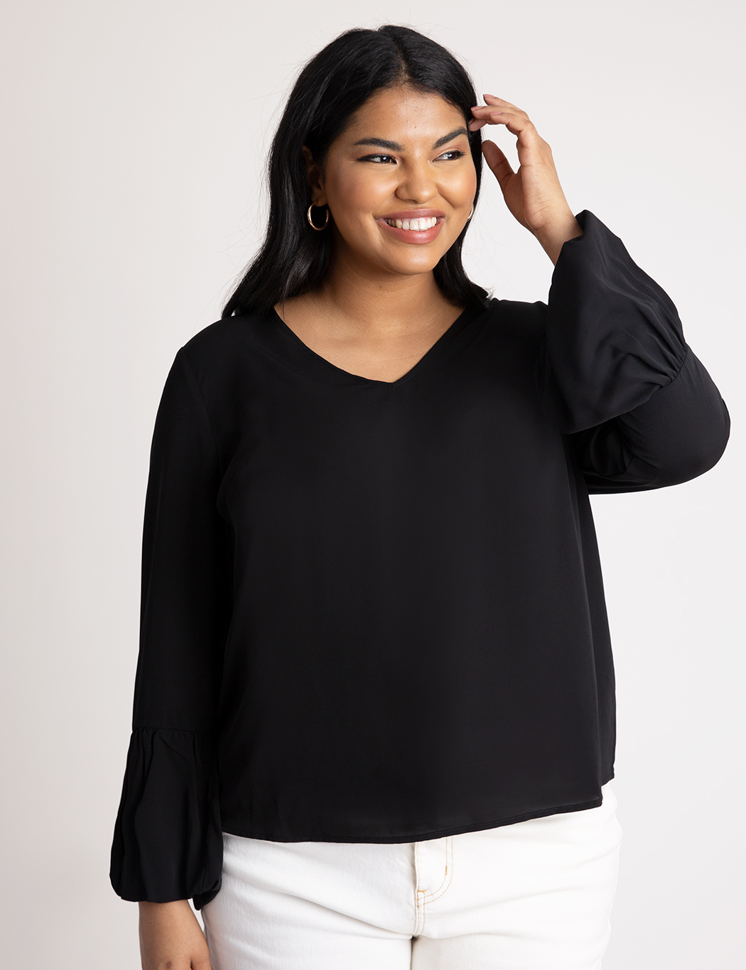 Drama Sleeve Top