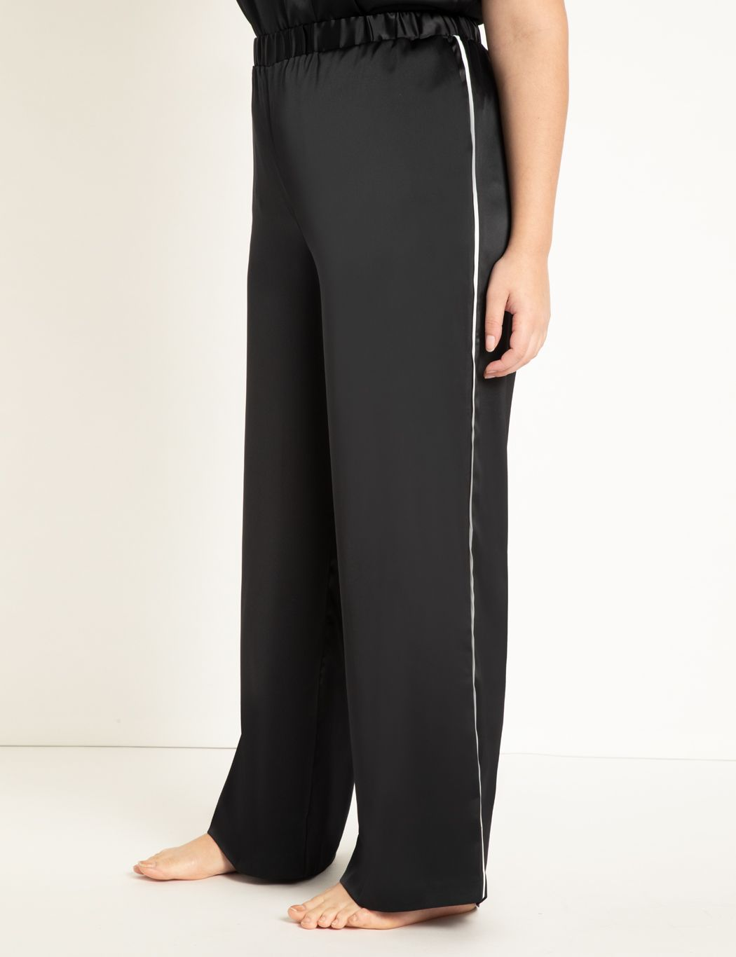 Lounge Pant with Piping