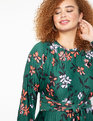 Tie Front Easy Dress Everfloral