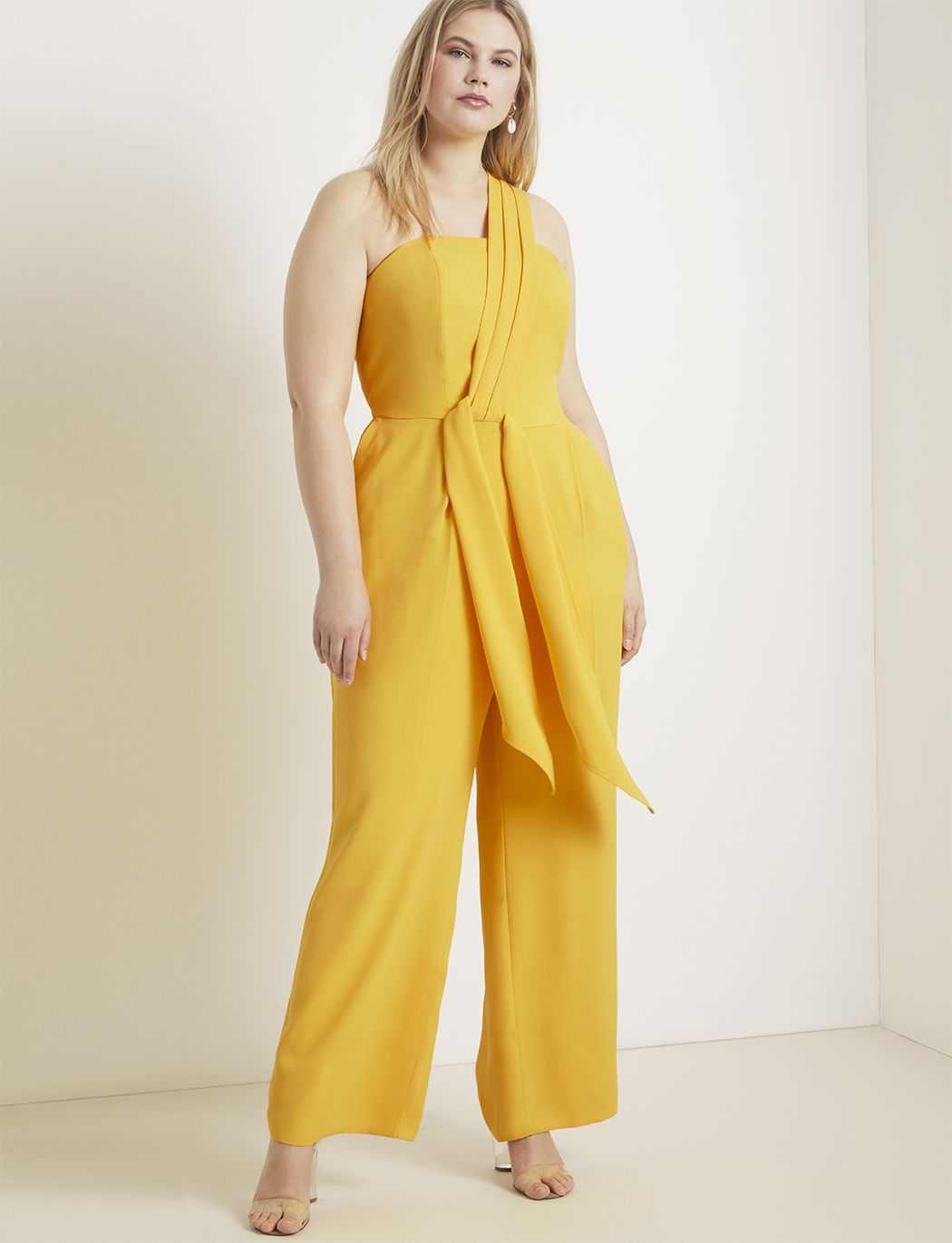 Plus-size women Jumpsuit