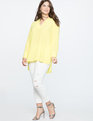 Easy V Neck Tunic Meadowlark