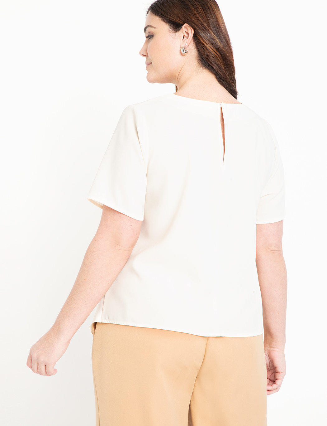 Knot Front Top