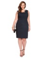 Brandi Sheath Dress Midnight