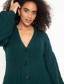 Cardigan Sweater Dress Zermadame