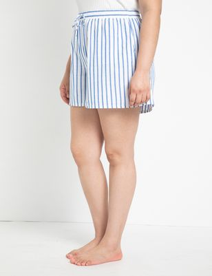 Soft Drawstring Shorts