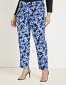 Kady Fit Printed Crepe Pant Little Miss Sunshine