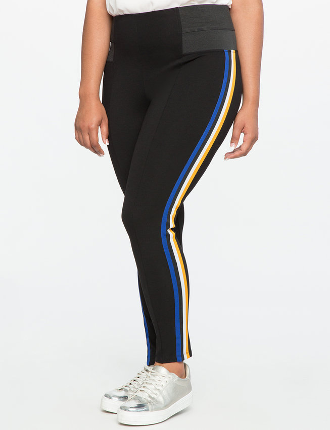 Miracle Flawless Side Stripe Leggings