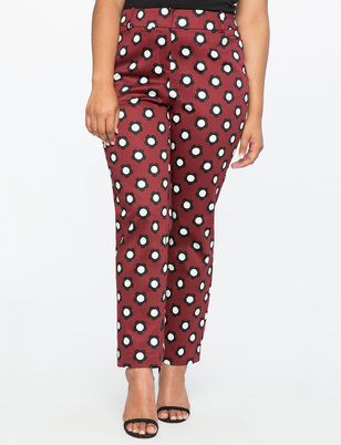 Kady Fit Printed Pant