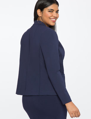 9-to-5 Stretch Blazer