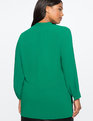 High Low Tunic Evergreen