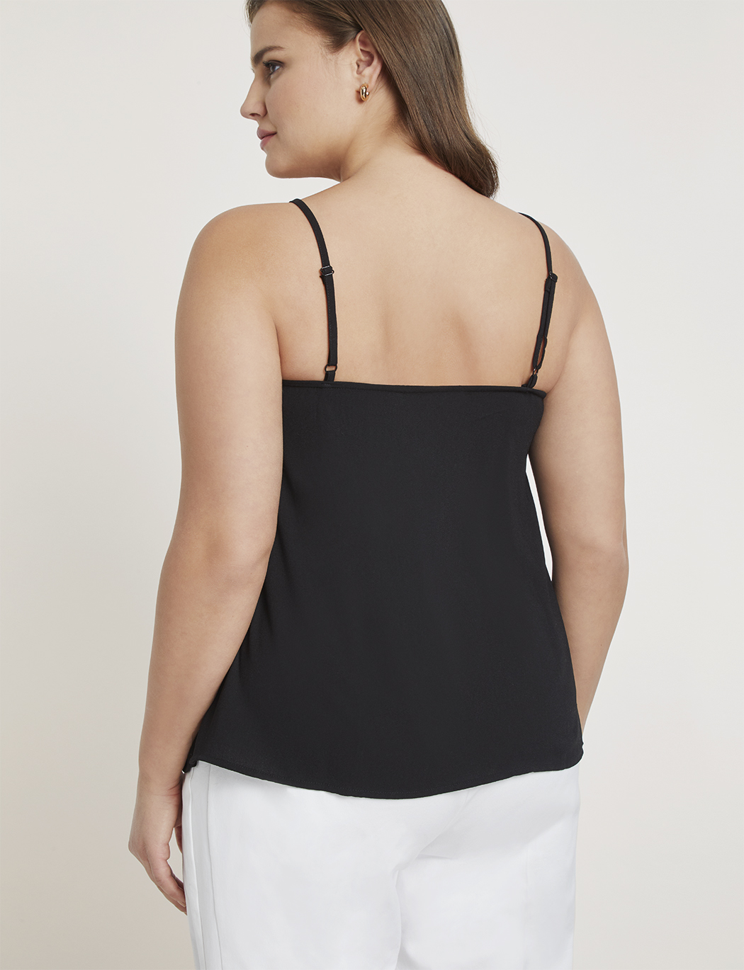 Premier Scalloped Trim Cami