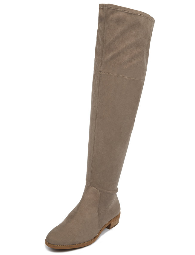 Fifi Flat Over The Knee Boot
