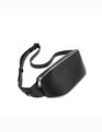 Oversized Fanny Pack Black
