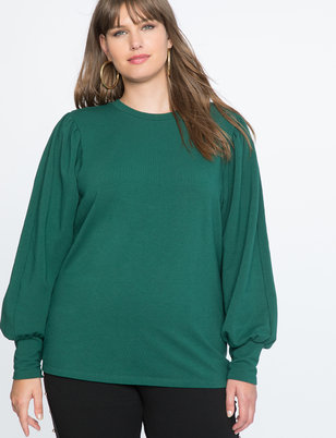 Favorite Puff Sleeve Top