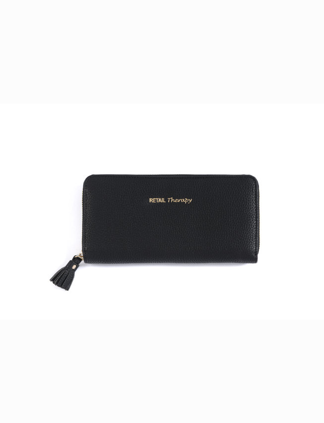 """Retail Therapy"" Wallet"