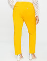 Kady Fit Double-Weave Pant Marigold