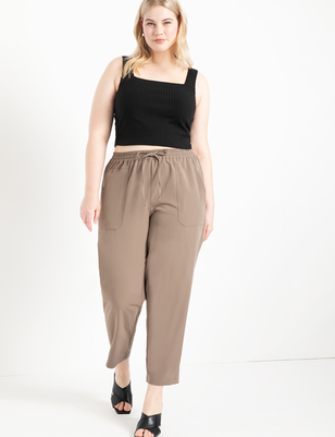Relaxed Pant with Patch Pockets