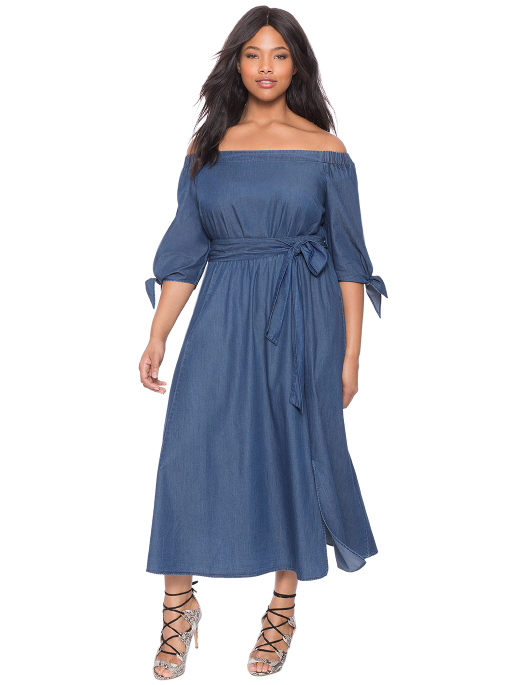 Chambray Dresses For Women Www Pixshark Com Images