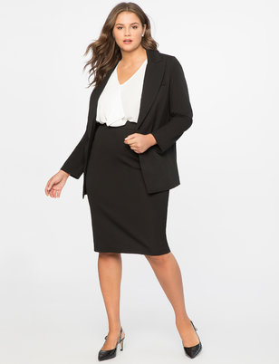 b2c7b58261 Plus Size Work Clothes  Office Styles