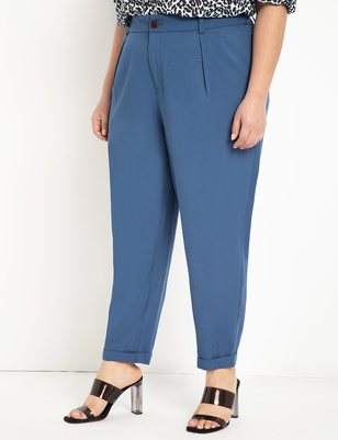 Relaxed Pant with Cuff