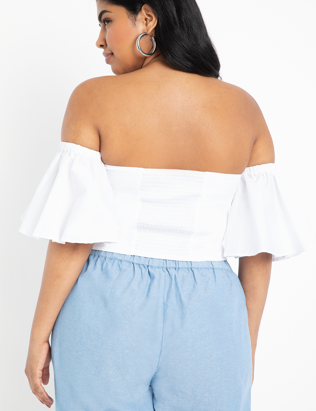 Drama Off the Shoulder Top