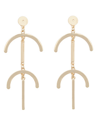 Umbrella Drop Earrings