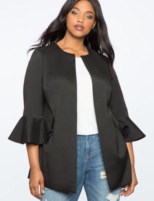 Womens Plus Size Outerwear | ELOQUII