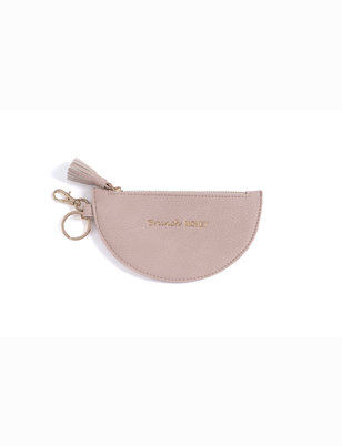 """Brunch Money"" Zip Pouch"