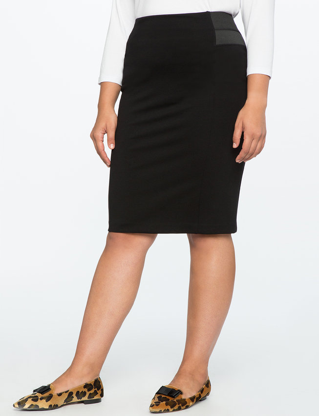 Miracle Flawless Pencil Skirt