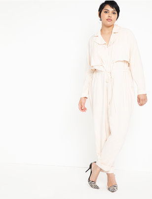 Soft Utility Jumpsuit