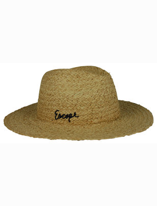 Hat Attack Escape Embroidered Sunhat