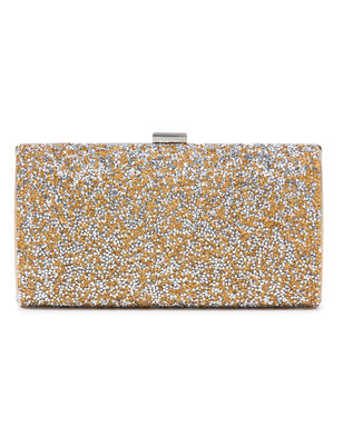 Glitter Hard Shell Clutch
